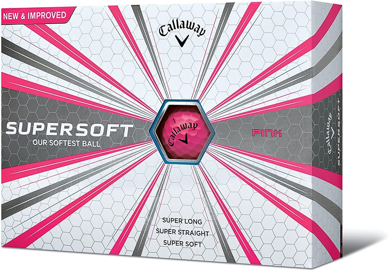 Callaway Supersoft Golf Balls (Prior Peneration)
