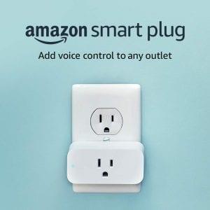 Amazon Alexa Compatible Smart Plug