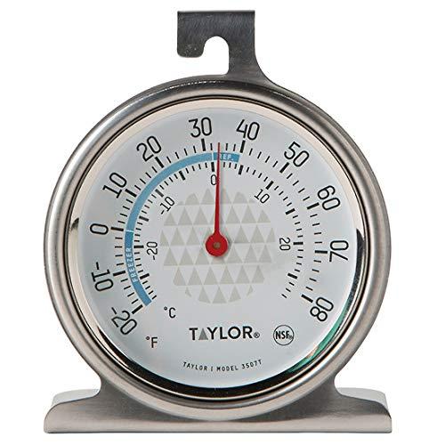 Taylor 3507 TruTemp Refrigerator Thermometer