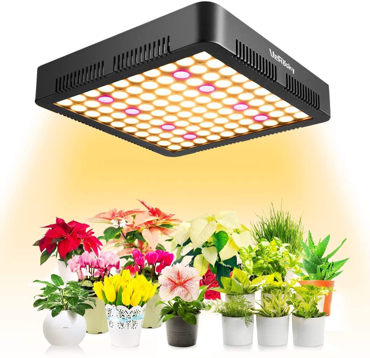 VeRosky Full Spectrum 3500K Sunlike Grow Lights