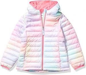 Amazon Essentials Water Resistant Toddler Puffer Coat